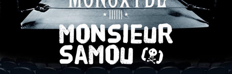 Monsieur Samou - Festival des Vers Solidaires