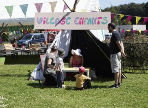 Village enfants - Festival des Vers Solidaires